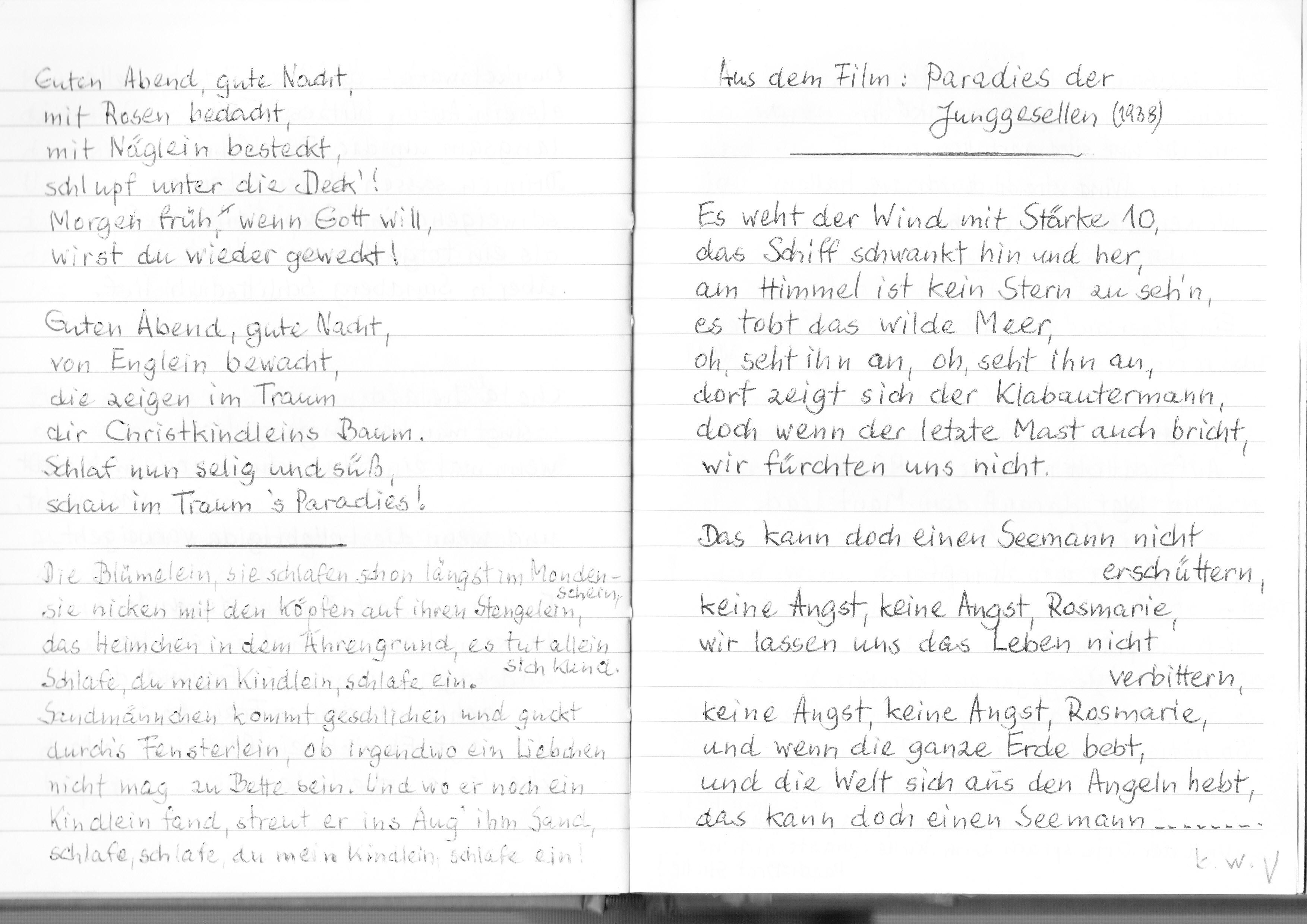 Bernd Oberlaender Muttis Buch